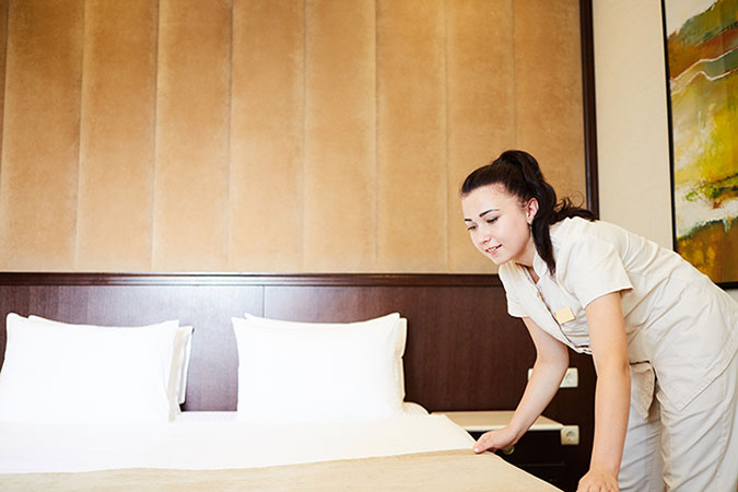 Hotel Chain Improves Guest Experience